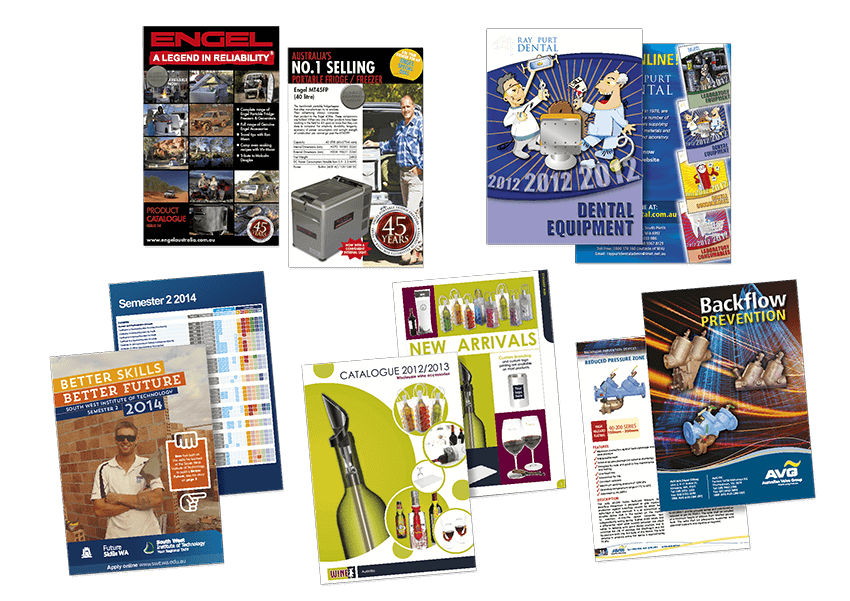 Perth Catalogue Printers